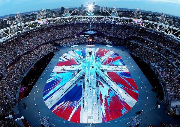 Olympic union jack