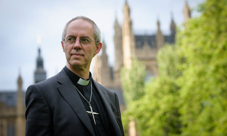 Justin Welby, Bishop of Durham