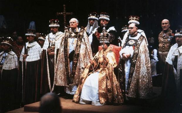 Queen Coronation 1953