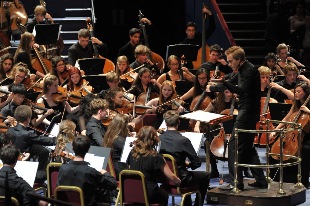National Youth Orchestre Prom38