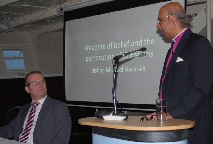 McWhirter Lecture - Michael Nazir-Ali2