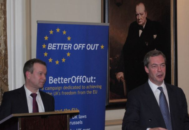 McWhirter Lecture - Nigel Farage