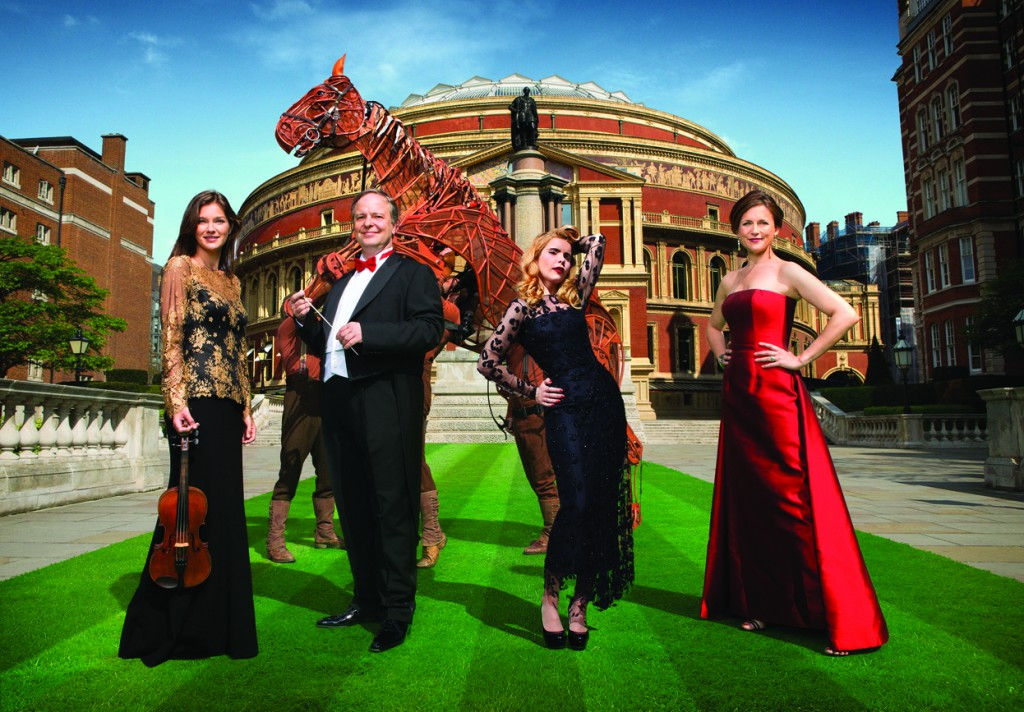Proms 2014 launch