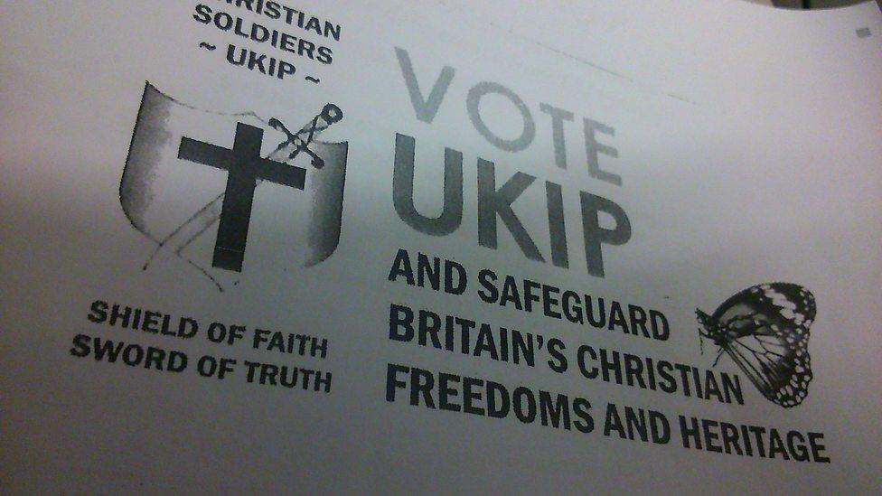 Christians Ukip